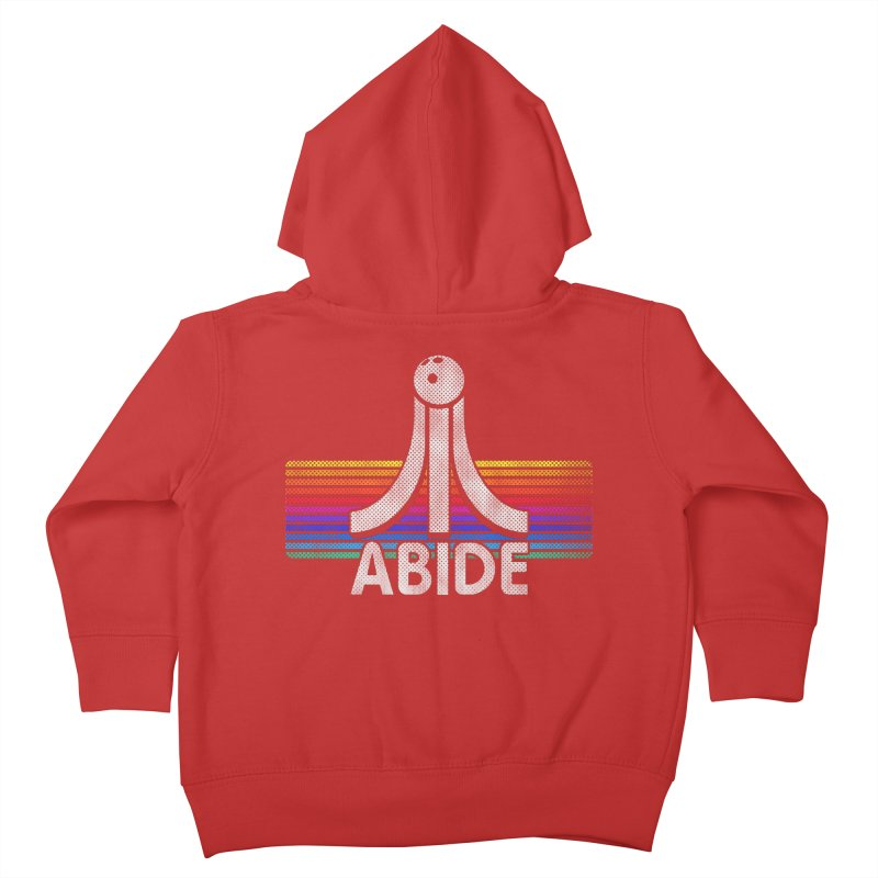 Abide Kids Toddler Zip-Up Hoody by Gamma Bomb - Explosively Mutating Your Look