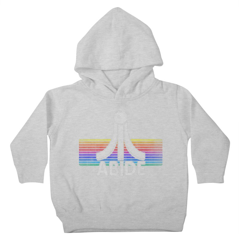 Abide Kids Toddler Pullover Hoody by Gamma Bomb - Explosively Mutating Your Look