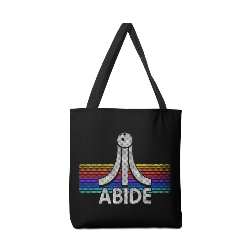 Abide Accessories Bag by Gamma Bomb - Explosively Mutating Your Look