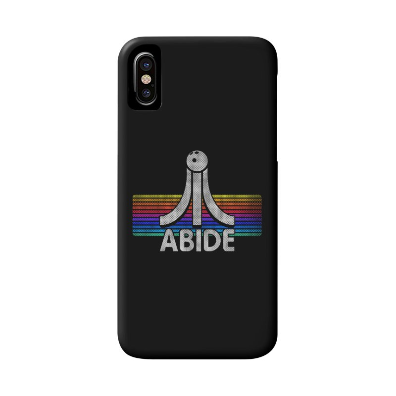 Abide Accessories Phone Case by Gamma Bomb - Explosively Mutating Your Look