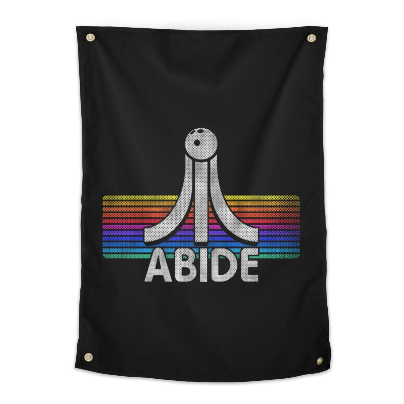 Abide Home Tapestry by Gamma Bomb - Explosively Mutating Your Look