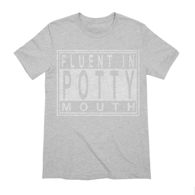 Personal Warning Label Men's Extra Soft T-Shirt by Gamma Bomb - Explosively Mutating Your Look