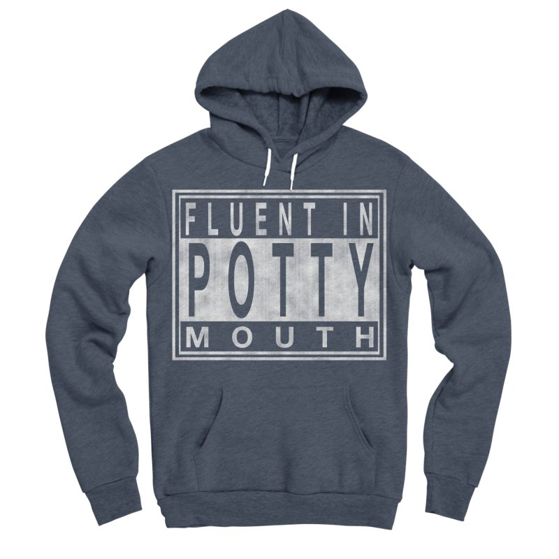 Personal Warning Label Women's Sponge Fleece Pullover Hoody by Gamma Bomb - Explosively Mutating Your Look