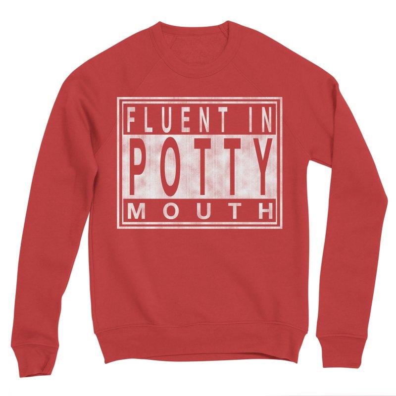 Personal Warning Label Men's Sponge Fleece Sweatshirt by Gamma Bomb - Explosively Mutating Your Look