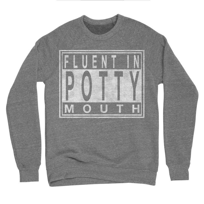 Personal Warning Label Women's Sponge Fleece Sweatshirt by Gamma Bomb - Explosively Mutating Your Look