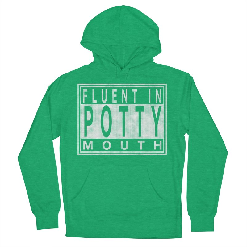 Personal Warning Label Women's French Terry Pullover Hoody by Gamma Bomb - Explosively Mutating Your Look