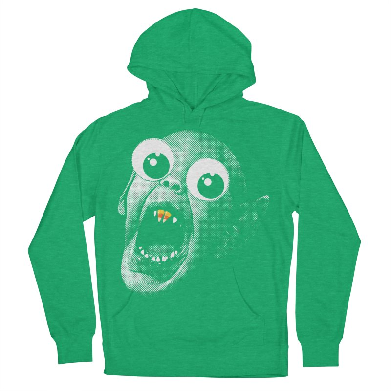 OMFG Candy Corn Women's French Terry Pullover Hoody by Gamma Bomb - Explosively Mutating Your Look