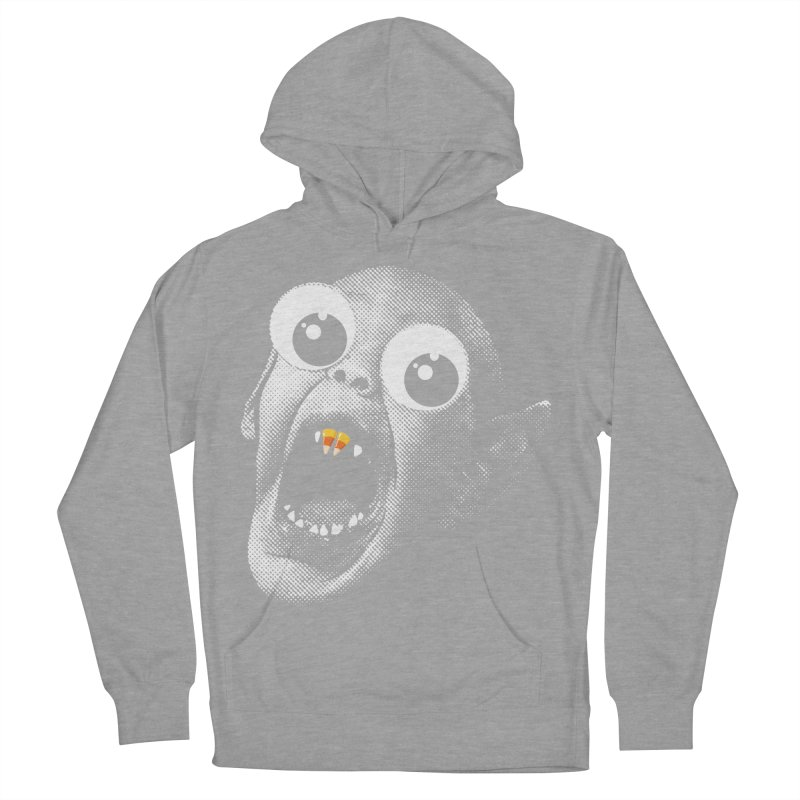 OMFG Candy Corn Men's French Terry Pullover Hoody by Gamma Bomb - Explosively Mutating Your Look