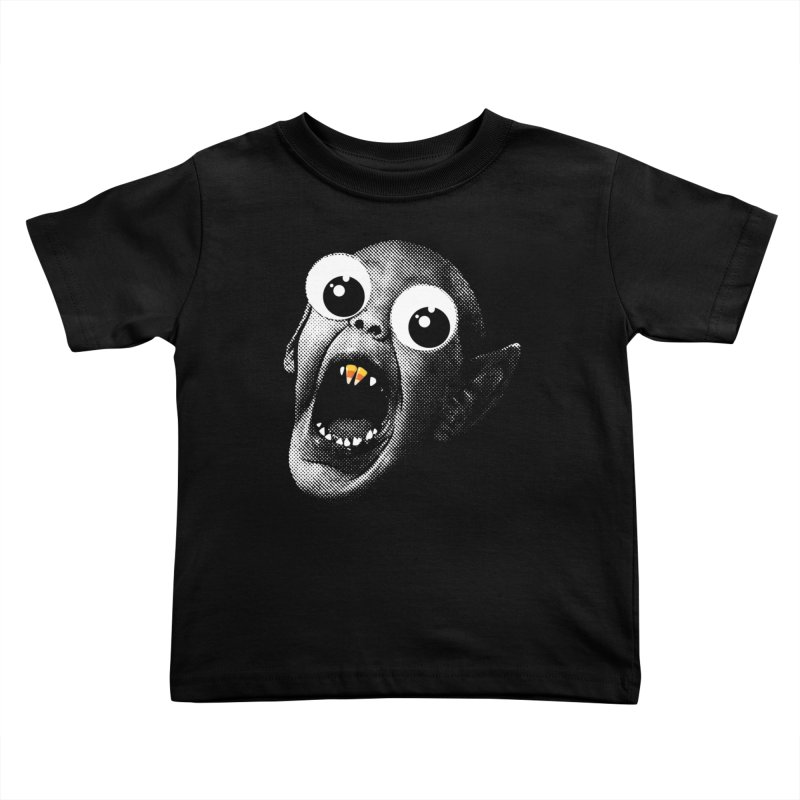 OMFG Candy Corn Kids Toddler T-Shirt by Gamma Bomb - Explosively Mutating Your Look