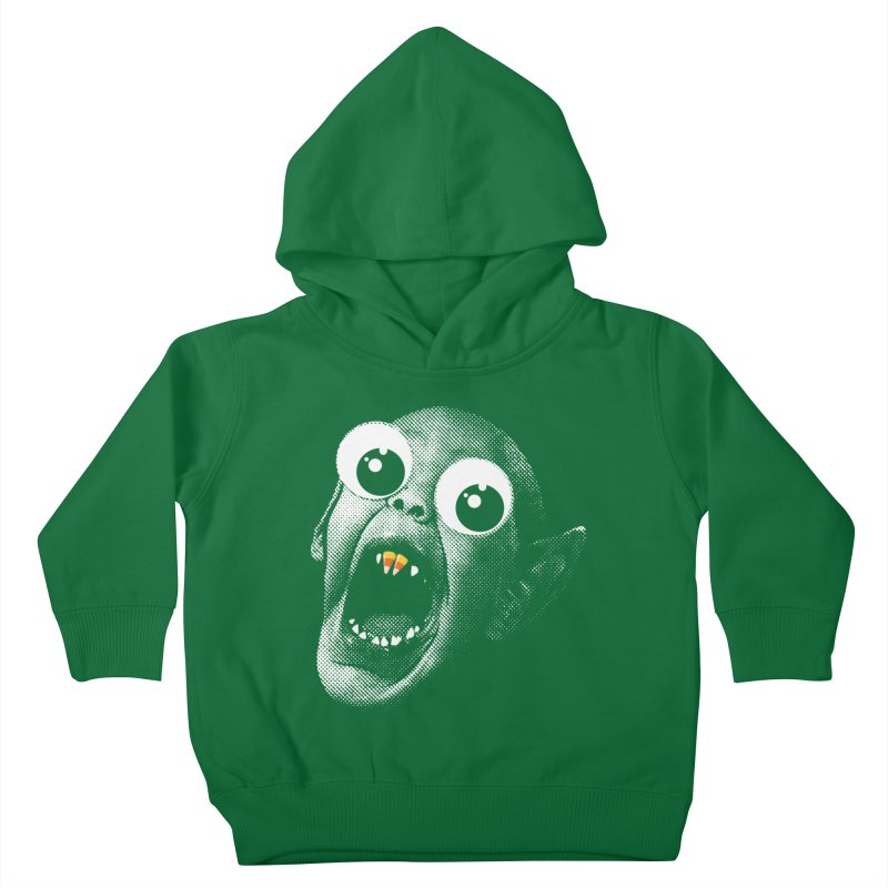 OMFG Candy Corn Kids Toddler Pullover Hoody by Gamma Bomb - Explosively Mutating Your Look