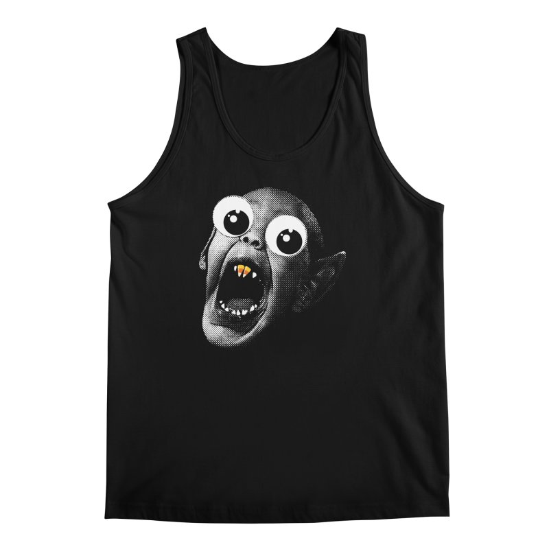OMFG Candy Corn Men's Regular Tank by Gamma Bomb - Explosively Mutating Your Look