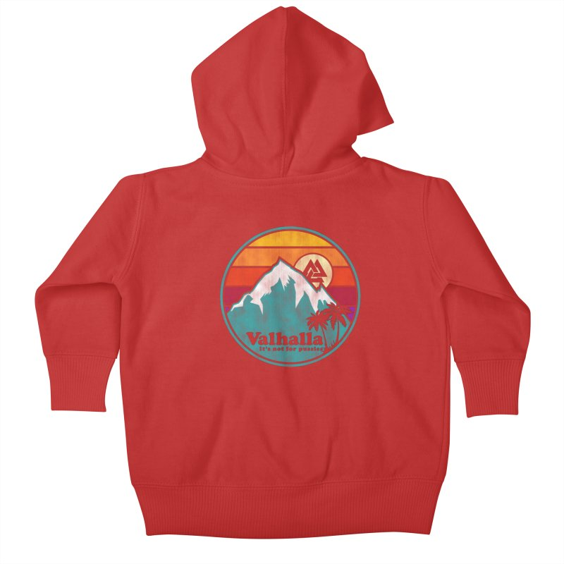 Final Destination Kids Baby Zip-Up Hoody by Gamma Bomb - Explosively Mutating Your Look