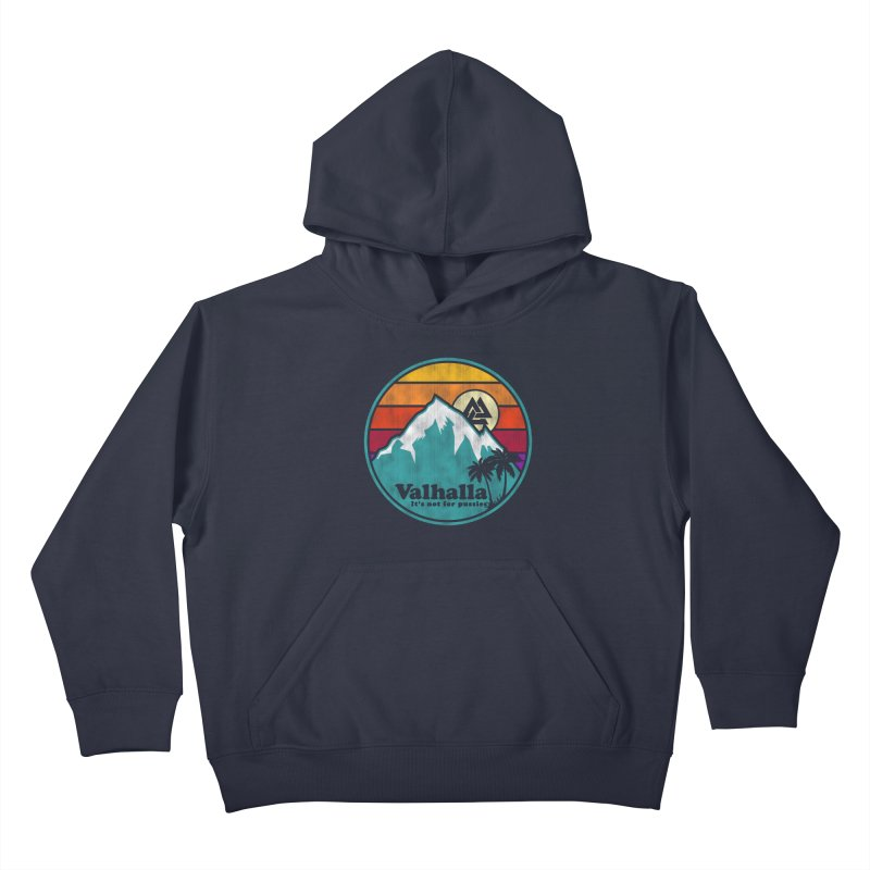 Final Destination Kids Pullover Hoody by Gamma Bomb - Explosively Mutating Your Look