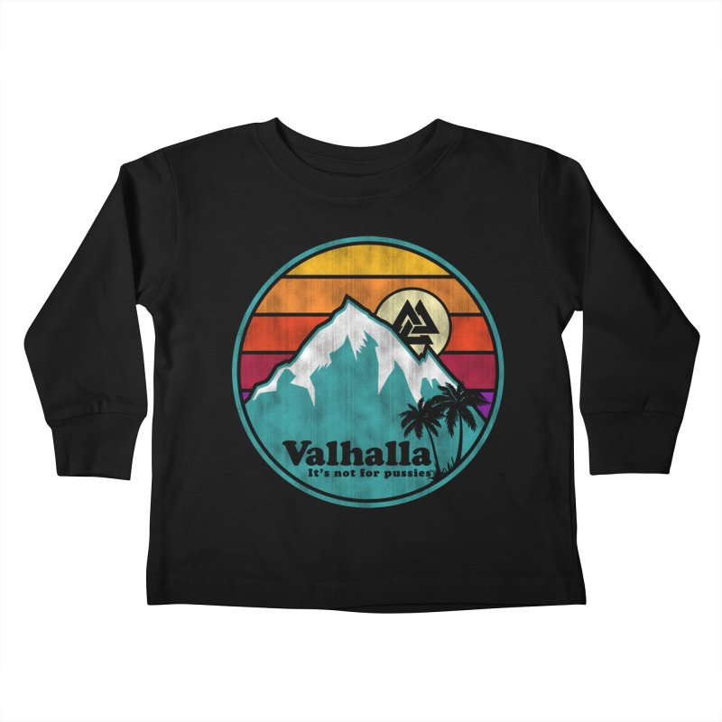 Final Destination Kids Toddler Longsleeve T-Shirt by Gamma Bomb - Explosively Mutating Your Look