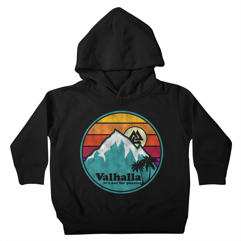 Final Destination Kids Toddler Pullover Hoody by Gamma Bomb - Explosively Mutating Your Look