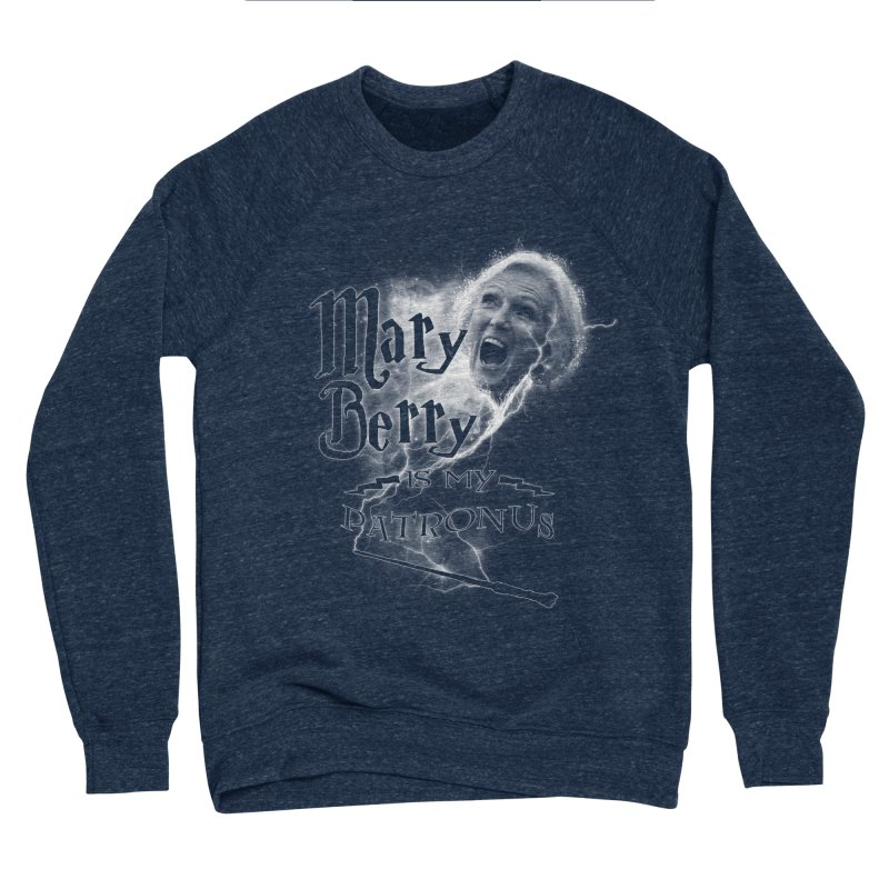 My Patronus Men's Sponge Fleece Sweatshirt by Gamma Bomb - Explosively Mutating Your Look