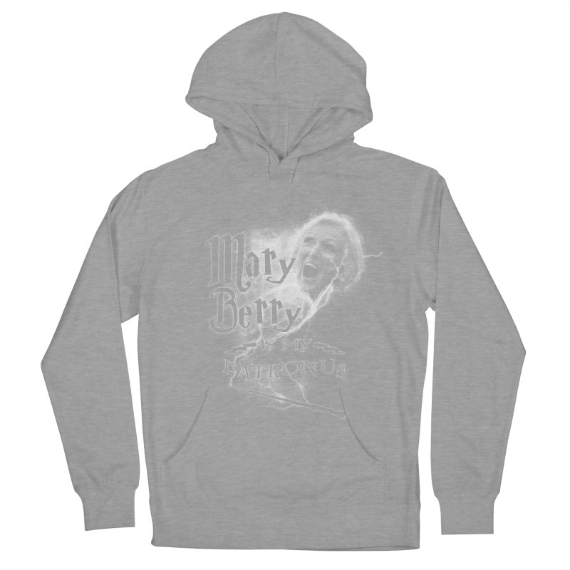 My Patronus Women's French Terry Pullover Hoody by Gamma Bomb - Explosively Mutating Your Look