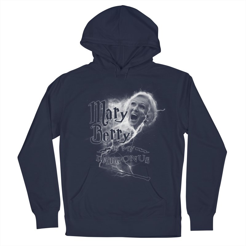 My Patronus Men's French Terry Pullover Hoody by Gamma Bomb - Explosively Mutating Your Look