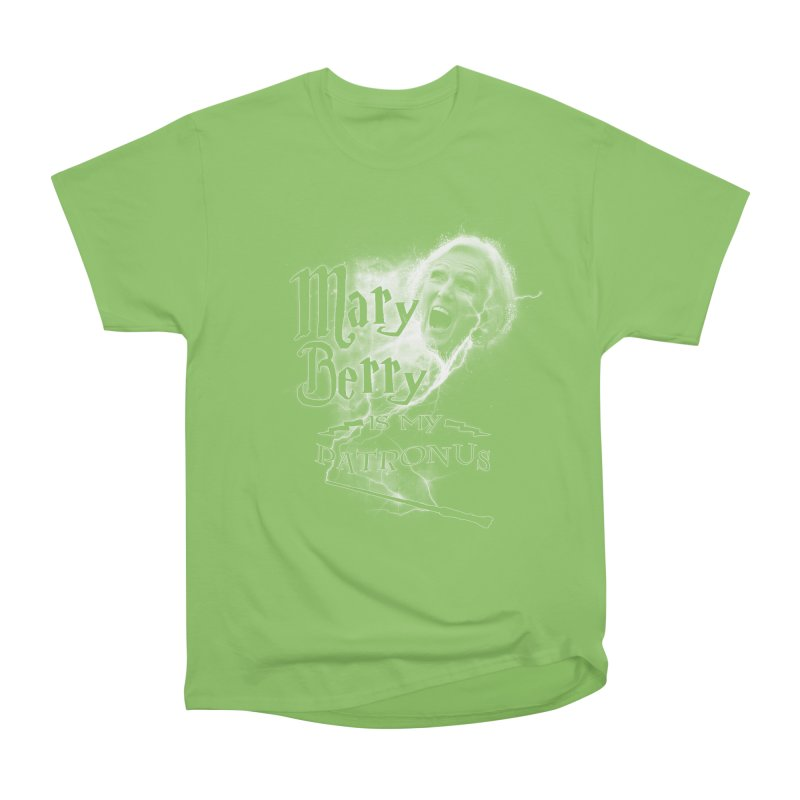 My Patronus Men's Heavyweight T-Shirt by Gamma Bomb - Explosively Mutating Your Look