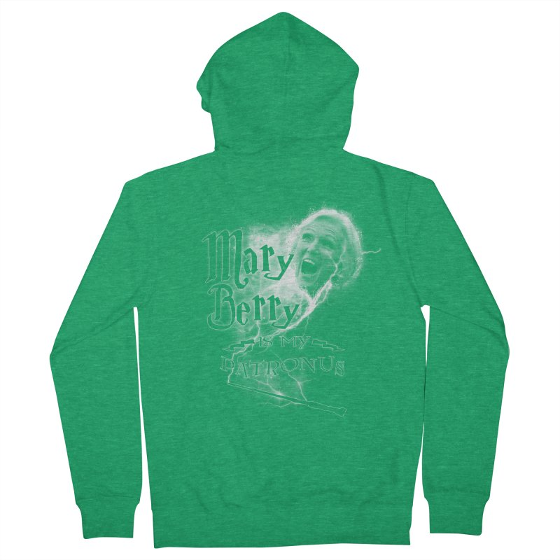 My Patronus Men's Zip-Up Hoody by Gamma Bomb - Explosively Mutating Your Look