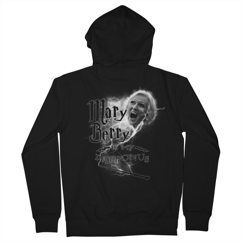 My Patronus Men's French Terry Zip-Up Hoody by Gamma Bomb - Explosively Mutating Your Look