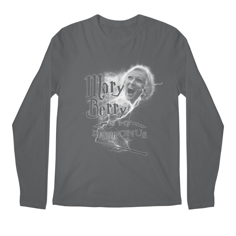My Patronus Men's Longsleeve T-Shirt by Gamma Bomb - Explosively Mutating Your Look