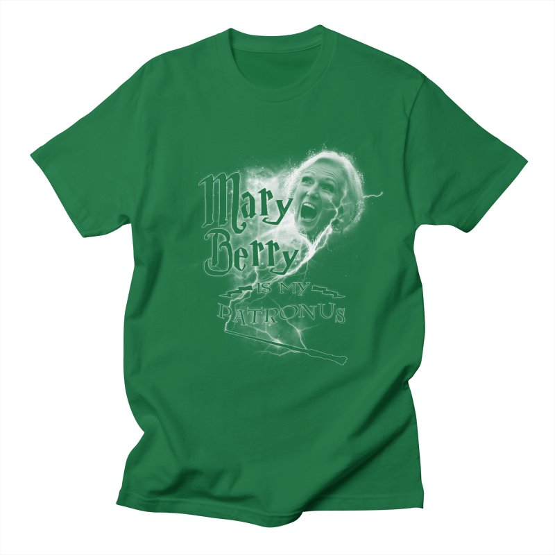 My Patronus Women's Regular Unisex T-Shirt by Gamma Bomb - Explosively Mutating Your Look