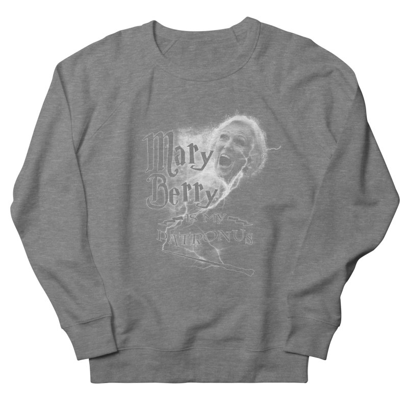 My Patronus Women's French Terry Sweatshirt by Gamma Bomb - Explosively Mutating Your Look