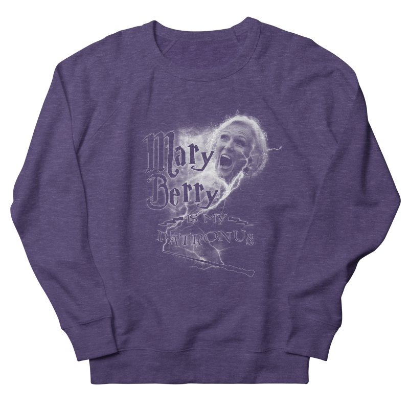 My Patronus Men's French Terry Sweatshirt by Gamma Bomb - Explosively Mutating Your Look