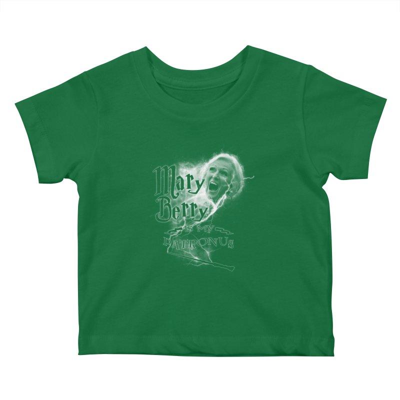 My Patronus Kids Baby T-Shirt by Gamma Bomb - Explosively Mutating Your Look