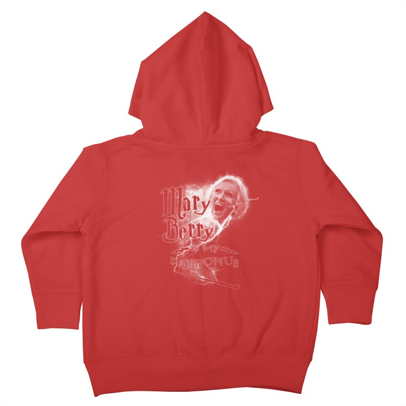 My Patronus Kids Toddler Zip-Up Hoody by Gamma Bomb - Explosively Mutating Your Look