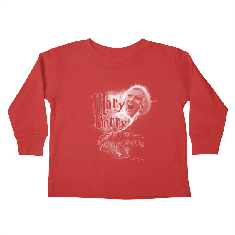 My Patronus Kids Toddler Longsleeve T-Shirt by Gamma Bomb - Explosively Mutating Your Look