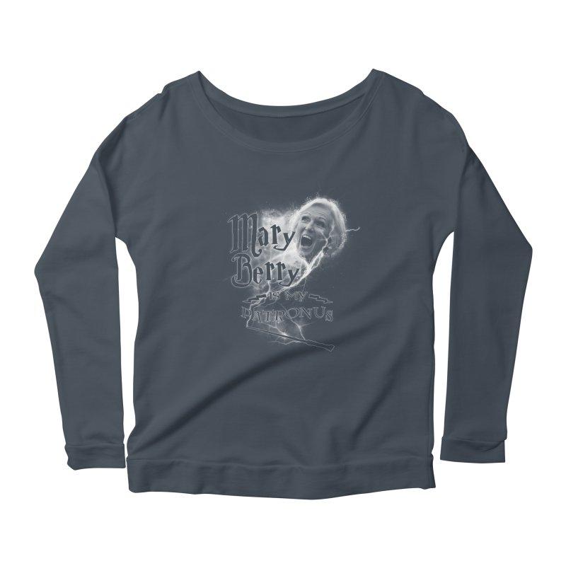 My Patronus Women's Scoop Neck Longsleeve T-Shirt by Gamma Bomb - Explosively Mutating Your Look