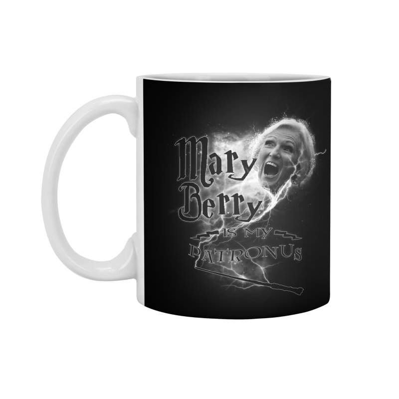 My Patronus Accessories Standard Mug by Gamma Bomb - Explosively Mutating Your Look