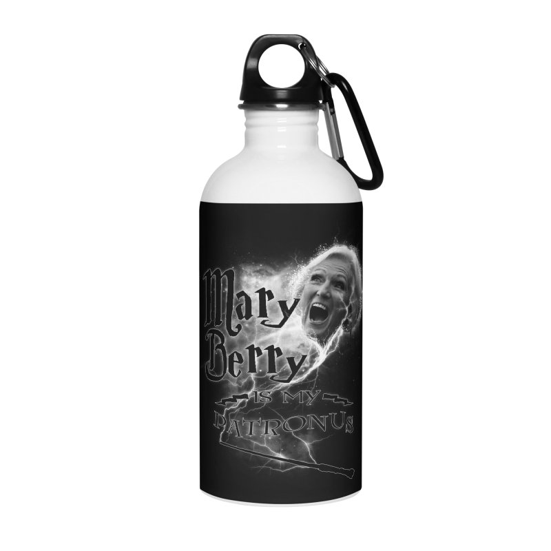 My Patronus Accessories Water Bottle by Gamma Bomb - Explosively Mutating Your Look