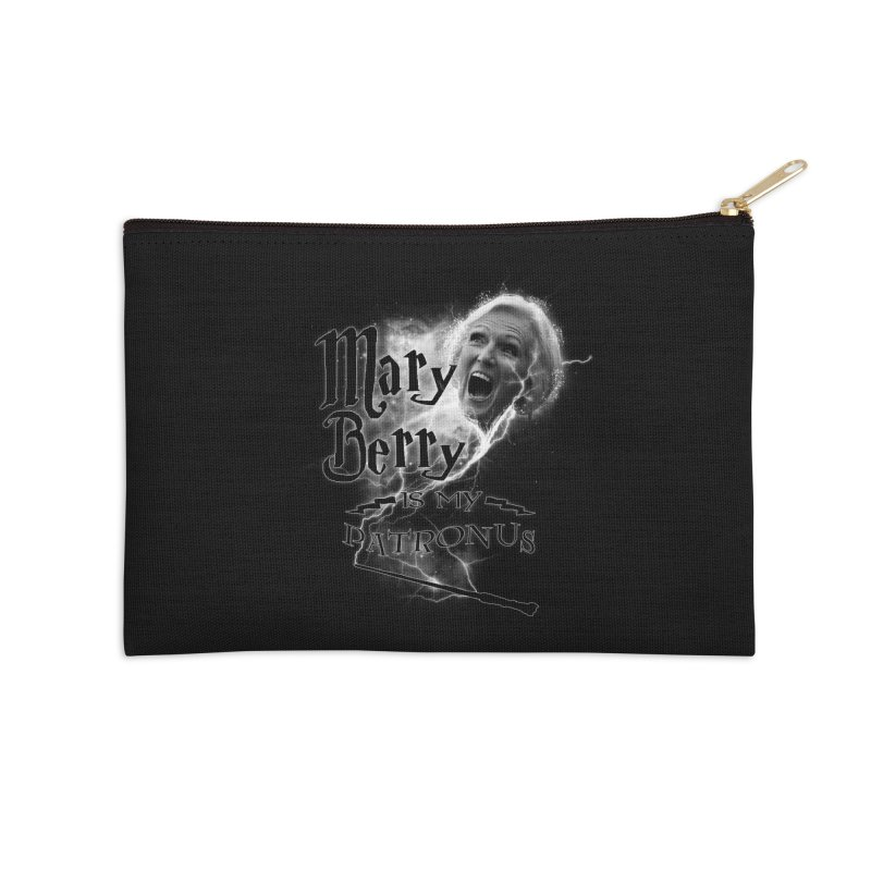 My Patronus Accessories Zip Pouch by Gamma Bomb - Explosively Mutating Your Look