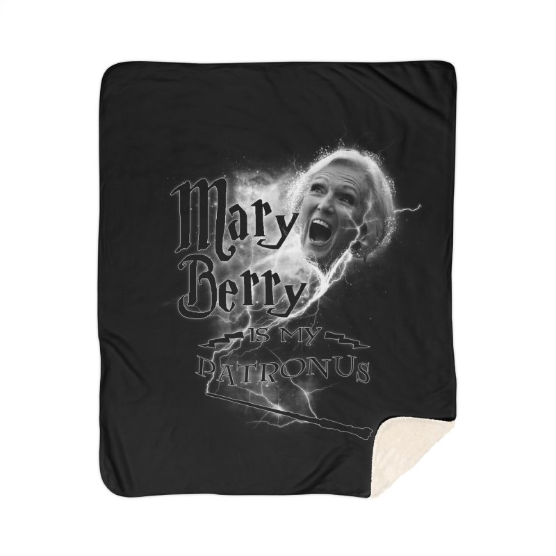 My Patronus Home Blanket by Gamma Bomb - Explosively Mutating Your Look