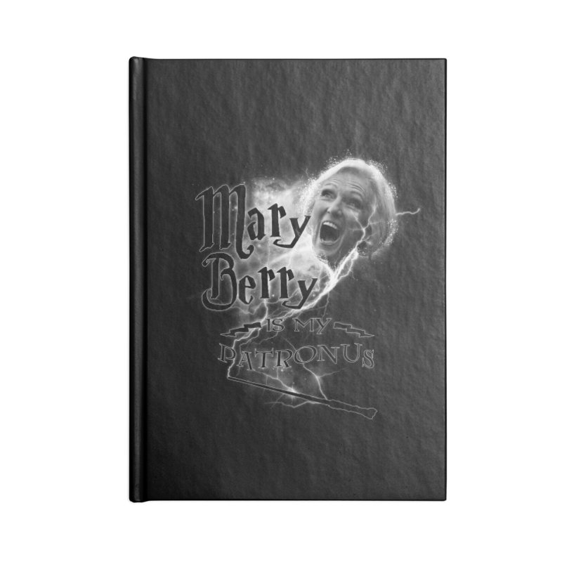 My Patronus Accessories Notebook by Gamma Bomb - Explosively Mutating Your Look