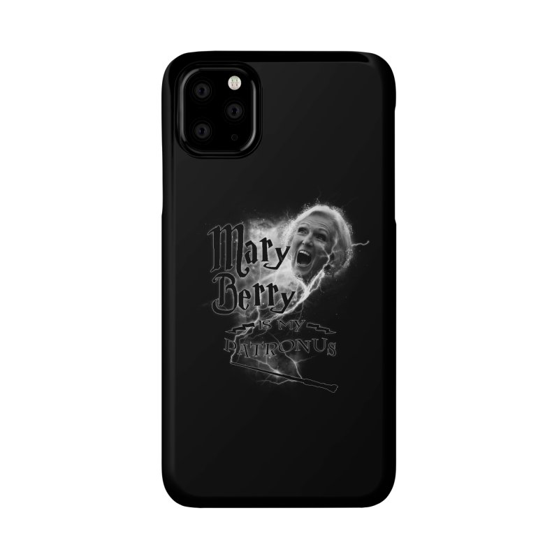 My Patronus Accessories Phone Case by Gamma Bomb - Explosively Mutating Your Look