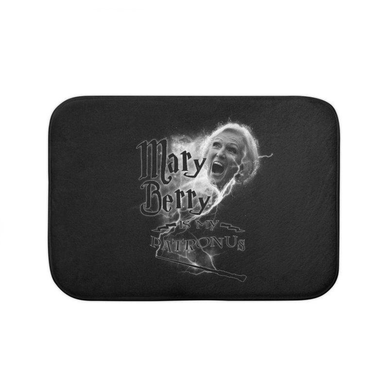 My Patronus Home Bath Mat by Gamma Bomb - Explosively Mutating Your Look