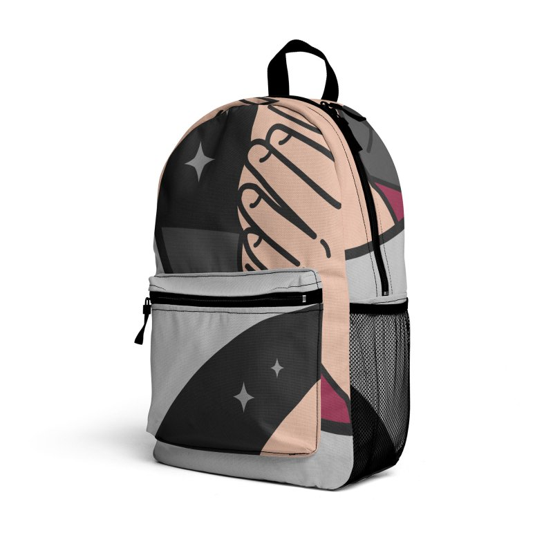 Epic Facepalm Accessories Bag by Gamma-Ray Designs