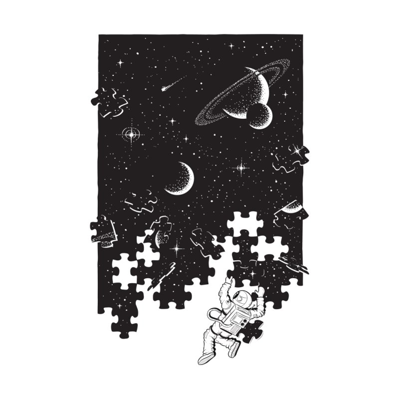 Puzzled Kids Baby T-Shirt by Gamma-Ray Designs