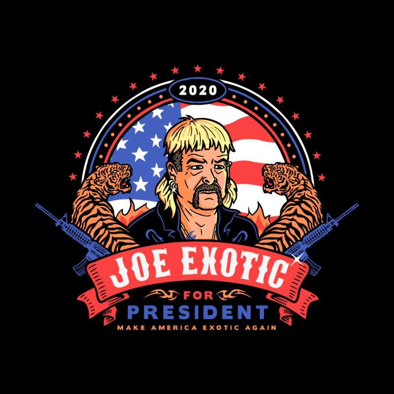 Make America Exotic Again Kids T-Shirt by Gamma-Ray Designs