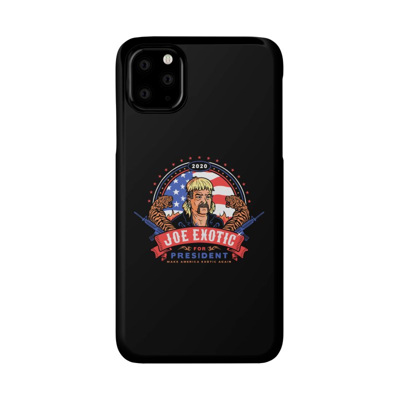Make America Exotic Again Accessories Phone Case by Gamma-Ray Designs