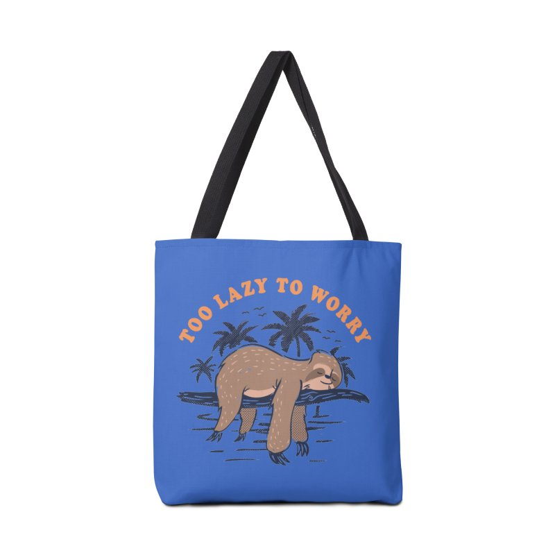 No Worries Accessories Bag by Gamma-Ray Designs
