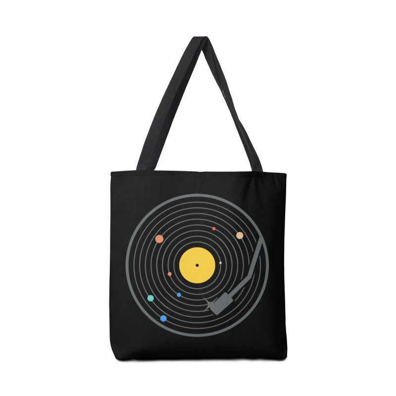 The Vinyl System (Colour) Accessories Bag by Gamma-Ray Designs