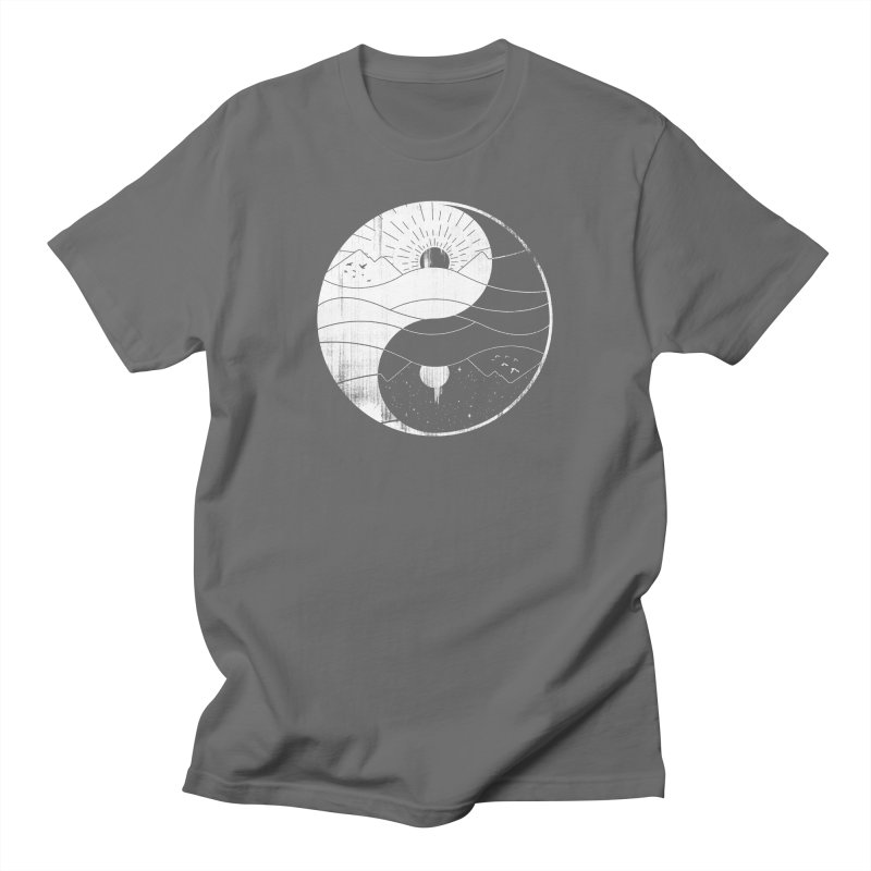 Polarity Men's T-Shirt by Gamma-Ray Designs