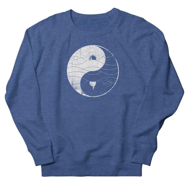 Polarity Men's Sweatshirt by Gamma-Ray Designs