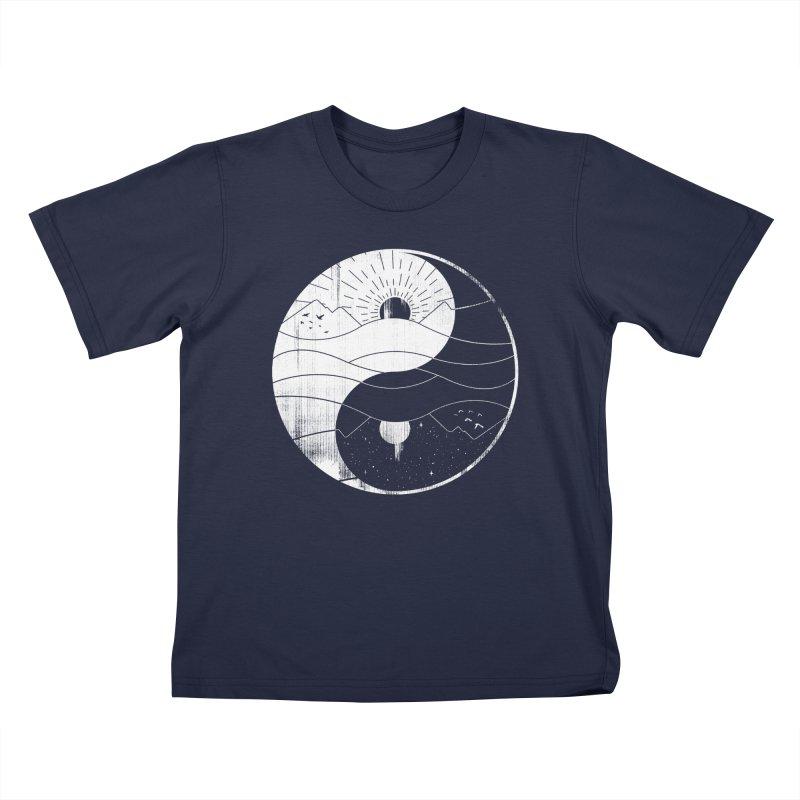 Polarity Kids T-Shirt by Gamma-Ray Designs