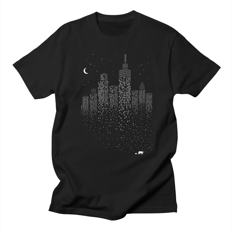The Urban Effect Men's T-Shirt by Gamma-Ray's Artist Shop